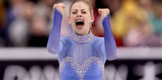 Gracie Gold 2014