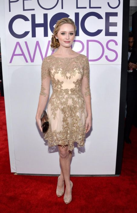 Greer Grammer People's Choice Awards 2014