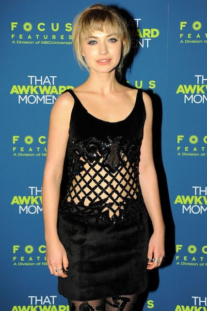 Imogen Poots height