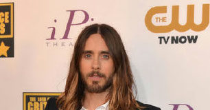 Jared Leto during Critics' Choice Movie Awards 2014