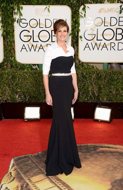 Julia Roberts during Golden Globe Awards 2014