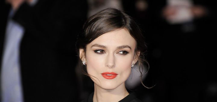 Keira Knightley diet