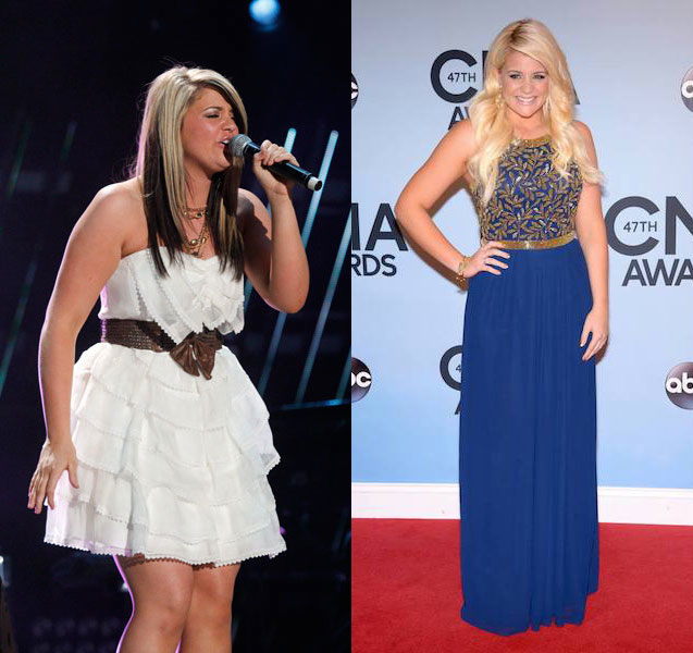 American country singer, Lauren Alaina weight loss