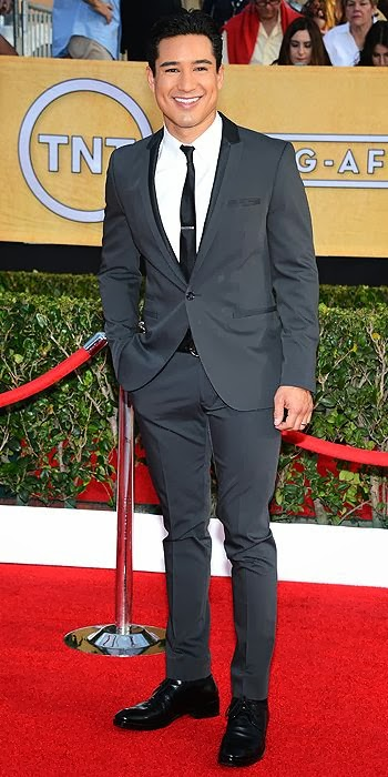 Mario Lopez during 2014 SAG Awards