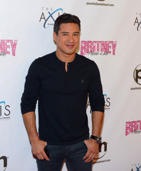 Mario Lopez height
