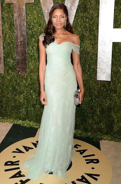 Naomie Harris at Vanity Fair Party 2014