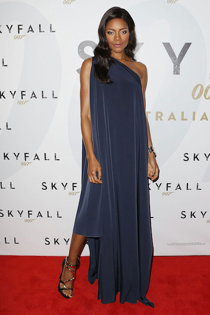 Naomie Harris weight