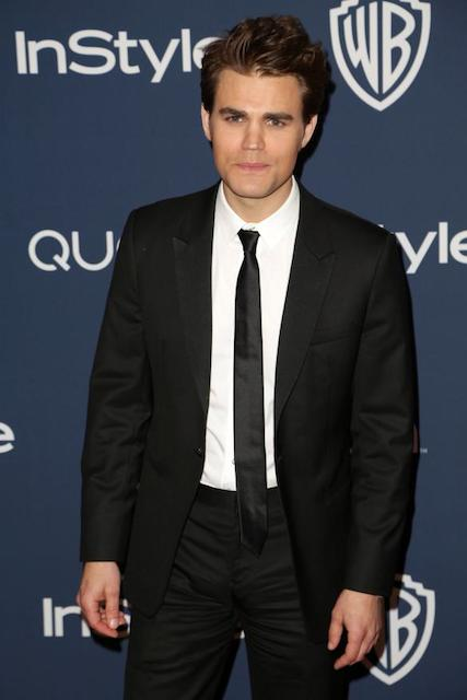 Paul Wesley height