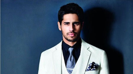 sidharth malhotra height weight body statistics healthy