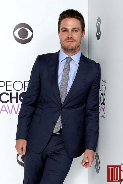 Stephen Amell during People Choice Awards 2014