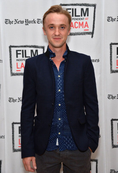 Tom Felton height