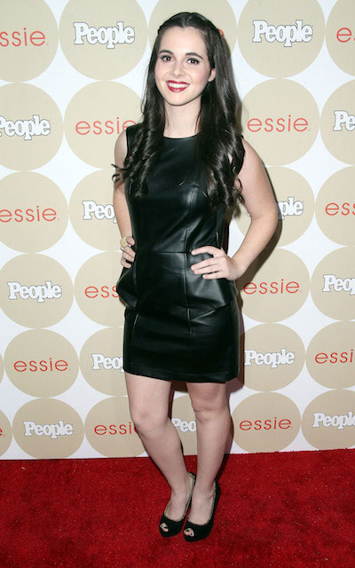 Vanessa Marano height