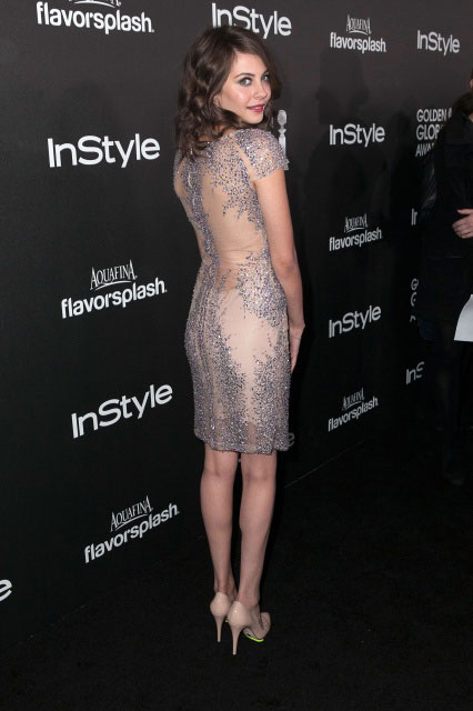 Willa Holland butt