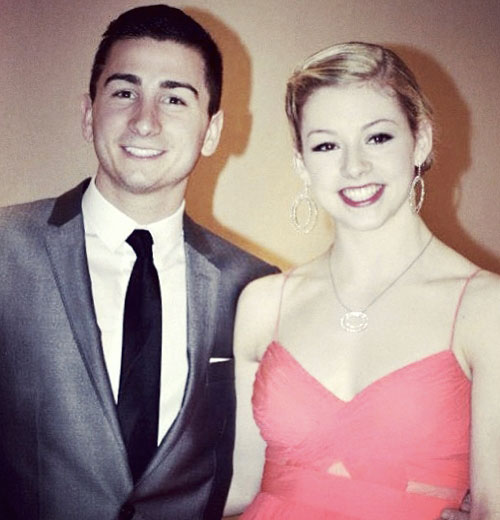 Gracie Gold and Max Aaron