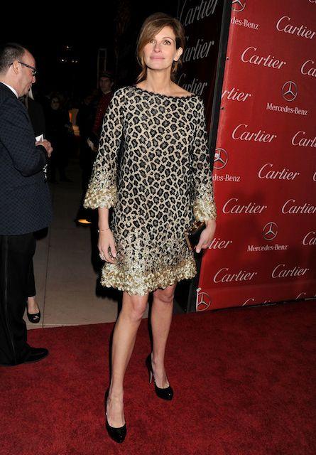 Julia Roberts at 2014 Palm Springs Film Festival Awards Gala