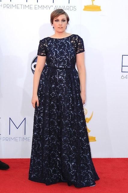 Lena Dunham height
