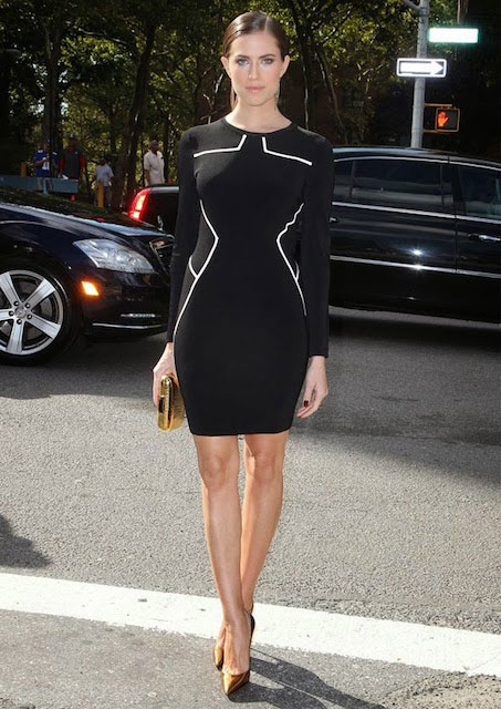 Allison Williams height