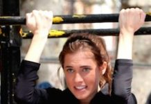 Allison Williams workout routine
