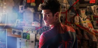 Andrew Garfield workout routine and diet plan for Spider-Man