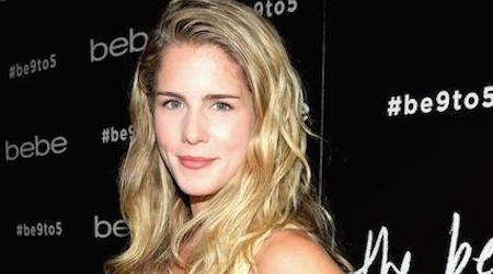 Emily Bett Rickards Height, Weight, Age, Body Statistics