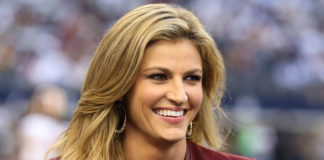 Erin Andrews hosts Fox Sports College