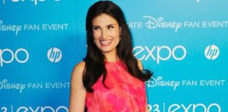 Idina Menzel workout and diet