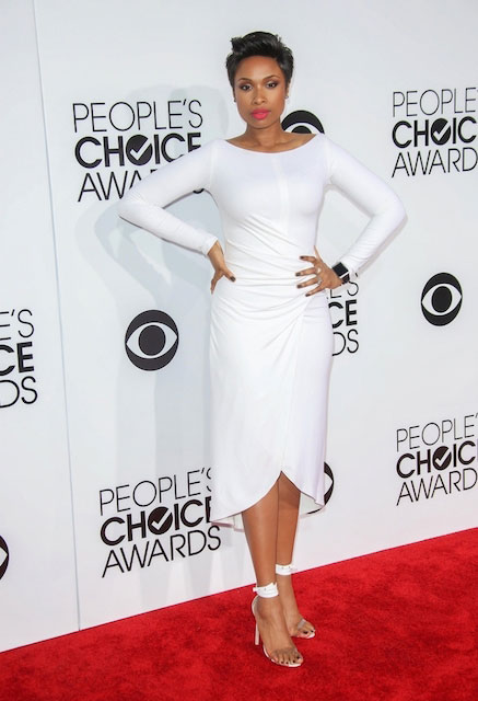 Jennifer Hudson during People's Choice Awards 2014