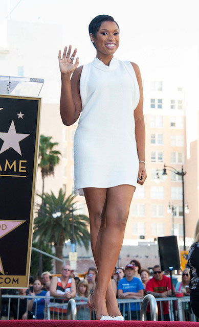 Jennifer Hudson height