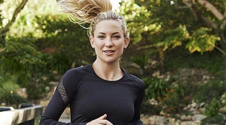 Kate Hudson Workout Routine and Diet Plan
