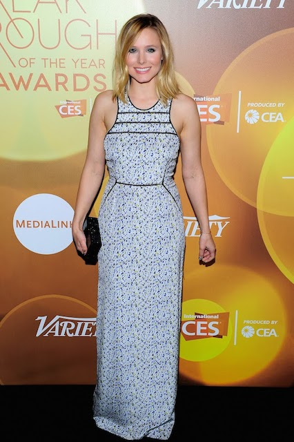 Kristen Bell height