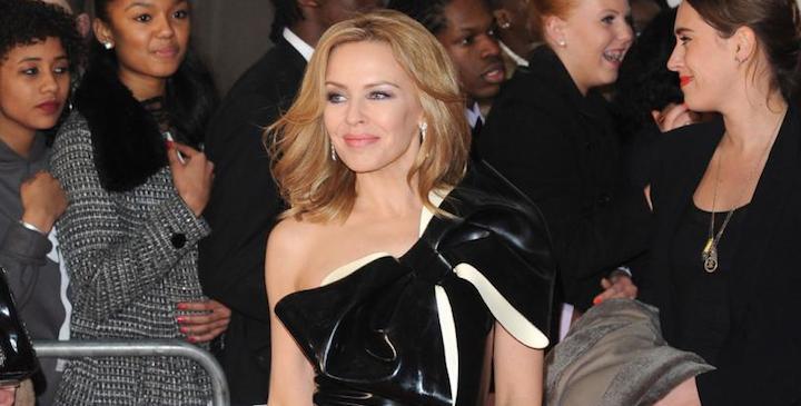 Kylie Minogue diet