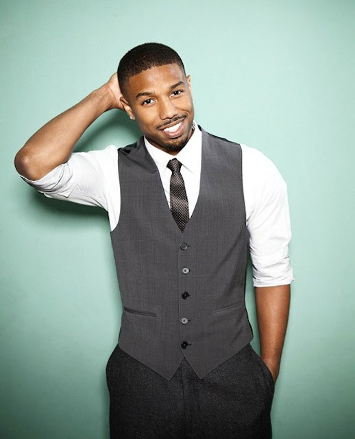 Michael B Jordan height