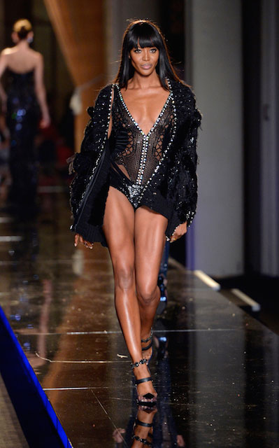 Naomi Campbell Shoe Size