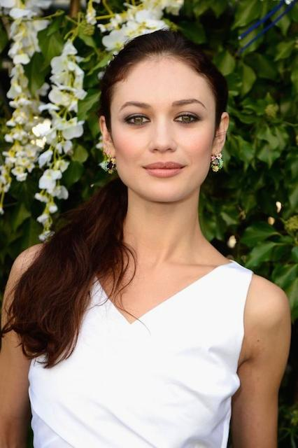 The 38-year old daughter of father Konstantyn Kurylenko and mother Maryna Alyabusheva, 177 cm tall Olga Kurylenko in 2018 photo