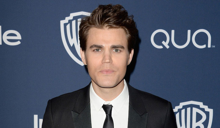 Paul Wesley workout routine and diet plan