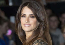 Penelope Cruz post baby figure