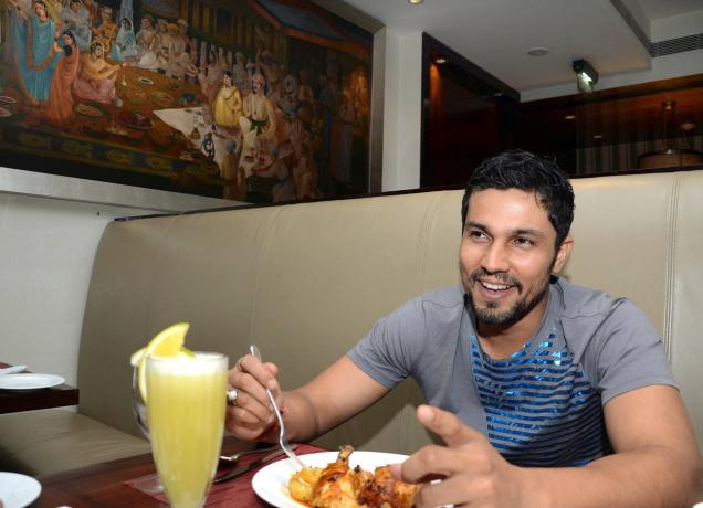 Randeep Hooda diet plan