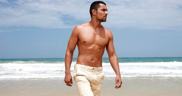 Randeep Hooda workout routine