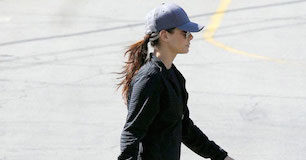 Sandra Bullock diet and workout