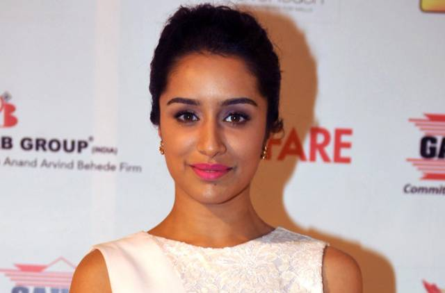 Shraddha Kapoor workout
