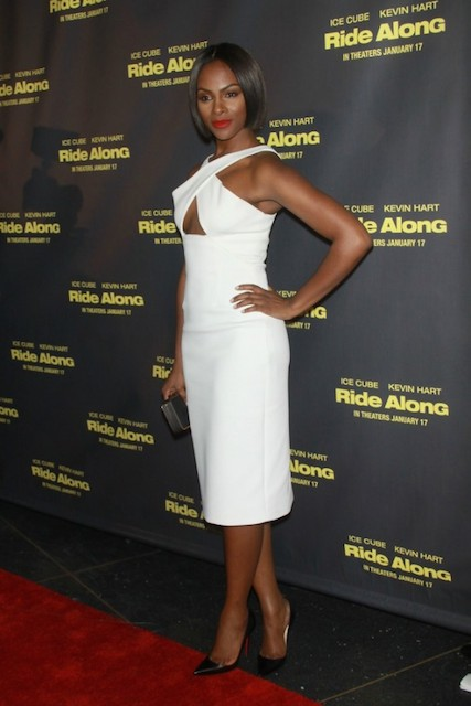 Tika Sumpter height