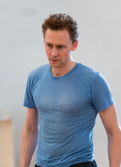 Tom Hiddleston chest