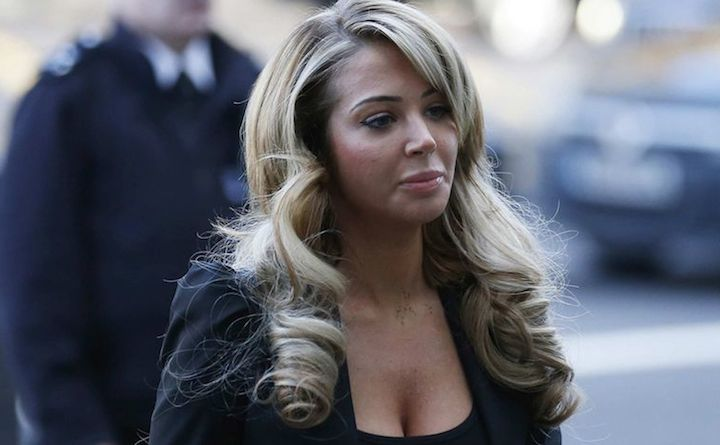 Tulisa Contostavlos workout and diet
