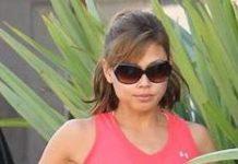 Vanessa Minnillo Lachey workout