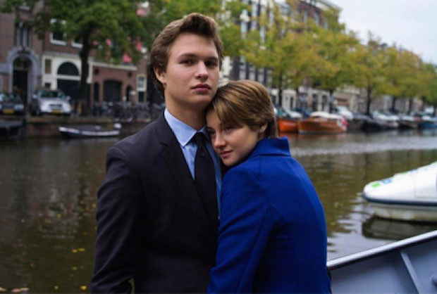 Ansel Elgort and Shailene Woodley