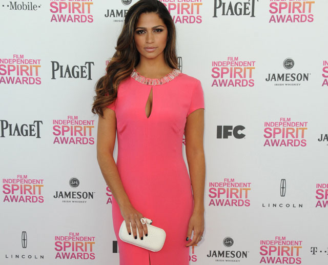 Camila Alves workout routine and diet plan.