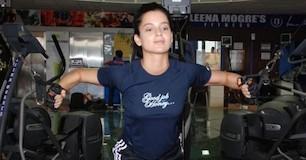 Kangana Ranaut Diet Plan and Workout Routine
