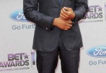 Michael B Jordan during 2013 Bet Awards