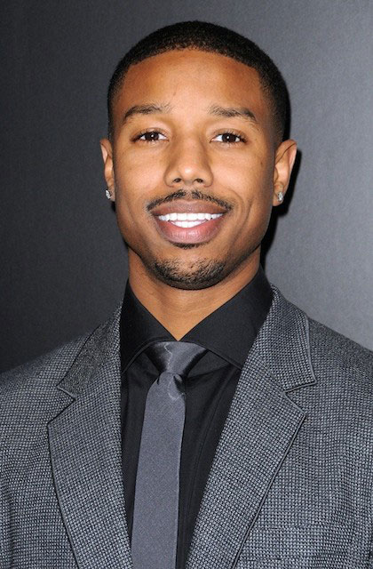 Michael B. Jordan in 2014 National Board of Review Awards Gala