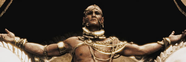 Xerxes 300 Actor